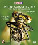 Micro Monsters 3D with David Attenborough (Serie de TV)