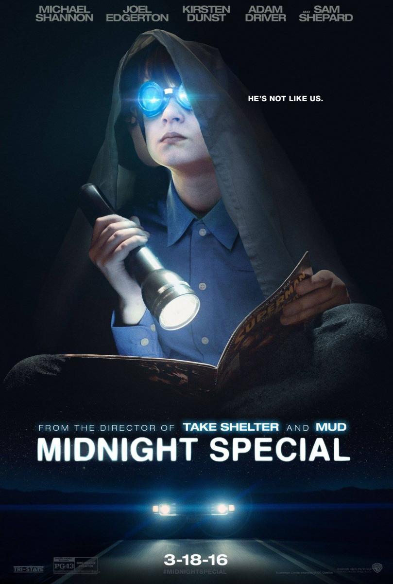 Resultado de imagen de midnight special