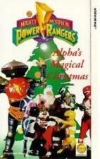 Mighty Morphin Power Rangers: Alpha's Magical Christmas