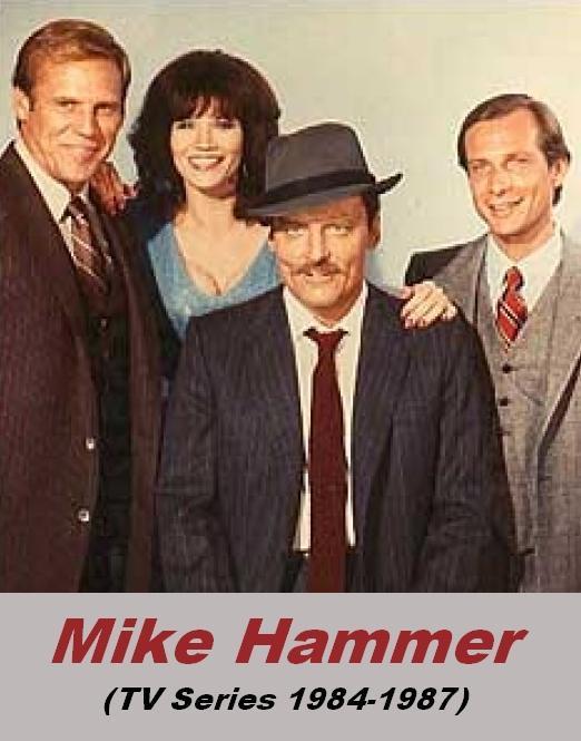 Mike Hammer Serie