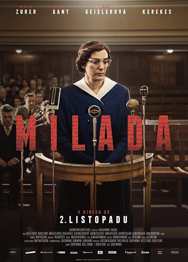 Milada (2017) Full HD MEGA ()
