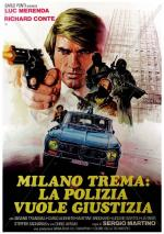 Milán tiembla, la policía pide justicia