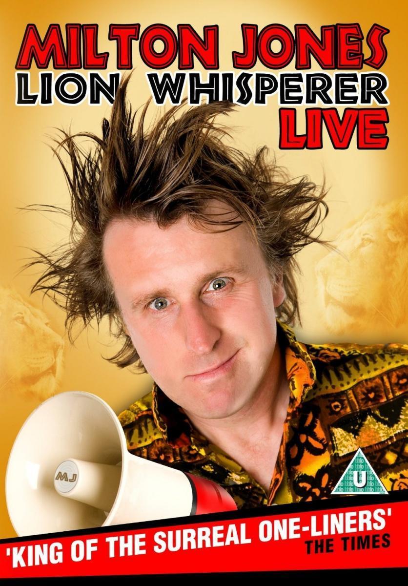 Milton jones lion whisperer online dating 9