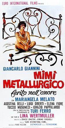 Mimi, metalúrgico herido en su honor