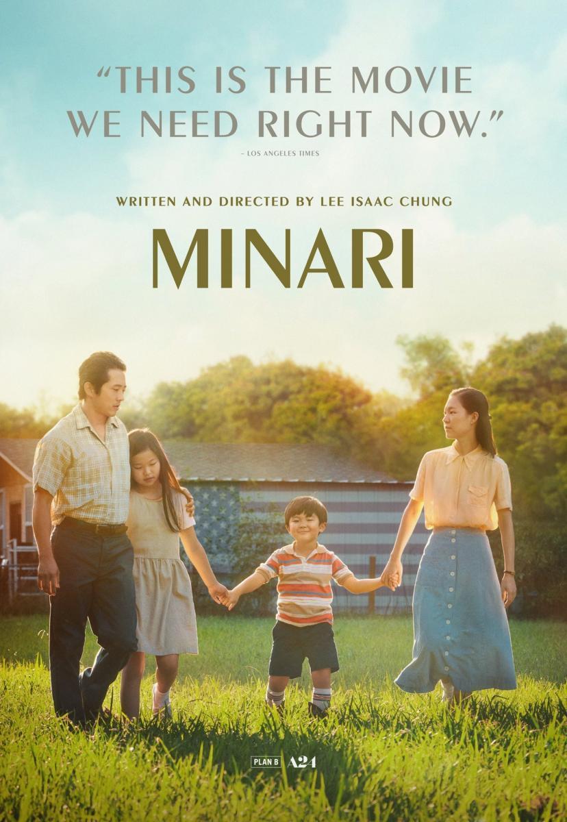 Minari 2020 DVD R1 NTSC Latino