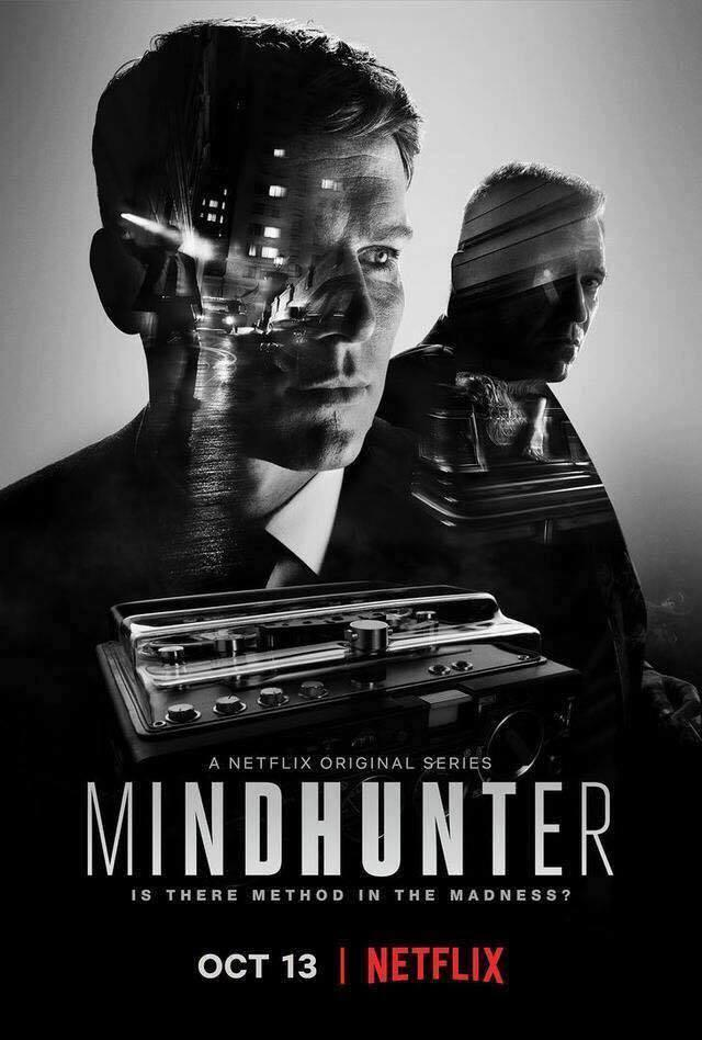 Mindhunters Serie