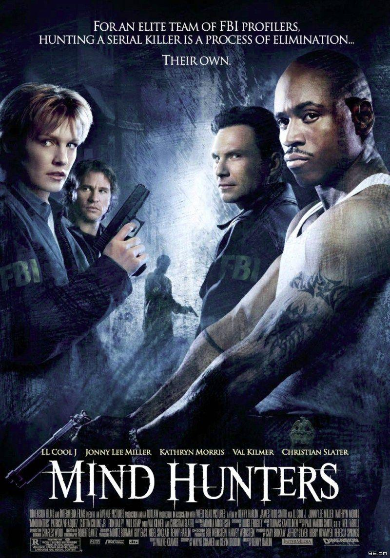 Cazadores De Mentes Mindhunters 2004 FilmAffinity