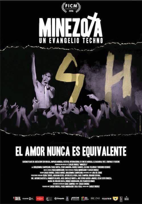 Minezota, póster oficial