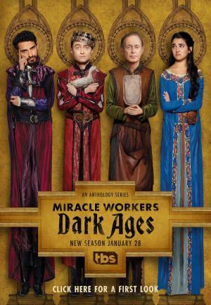 Miracle Workers: La Edad Media (Serie de TV)