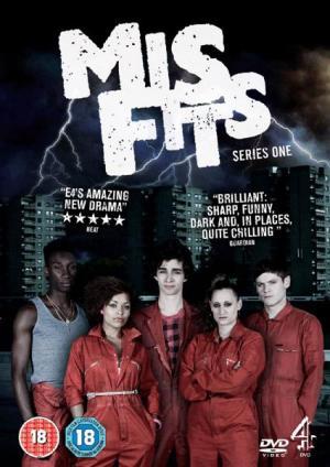 Misfits (Serie de TV)