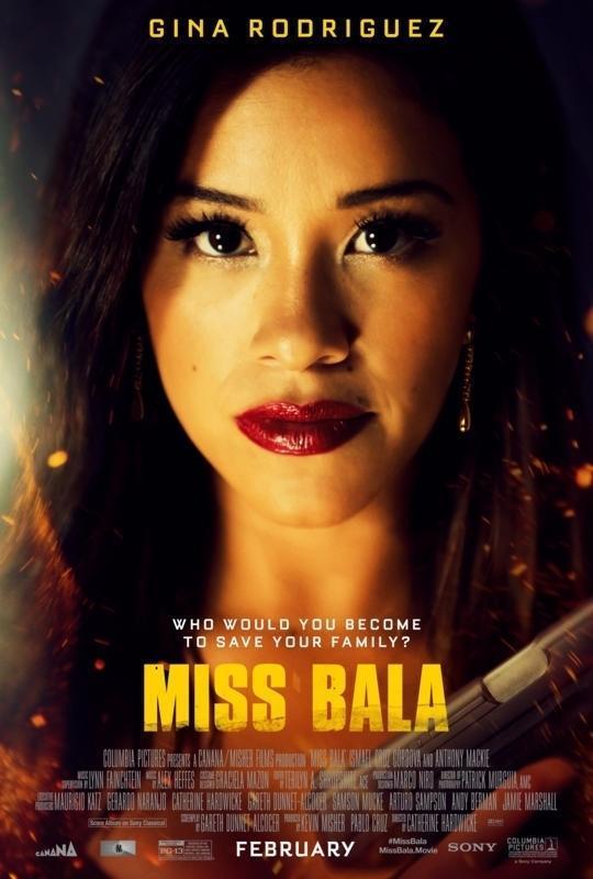 Miss Bala: Sin Piedad (2019) BRRip 1080p Latino – Ingles