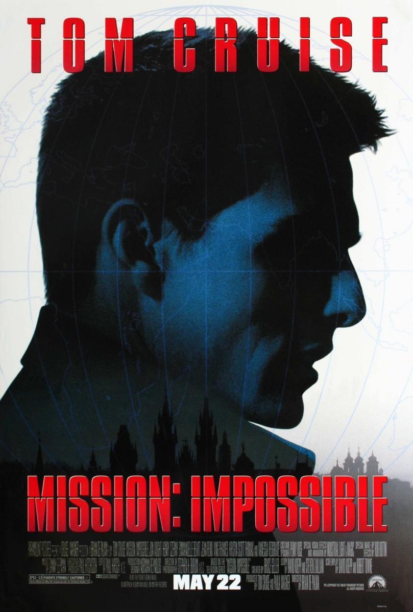 Saga – Misión Imposible, [1996 – 2015] [1080p] [Latino-Ingles] [MEGA]