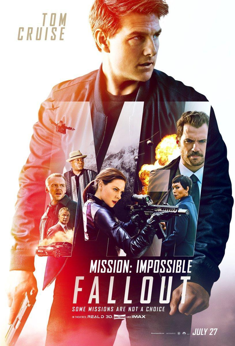 Mission Impossible Fallout (2018), [1080p] [ Dual – Latino] [MEGA]