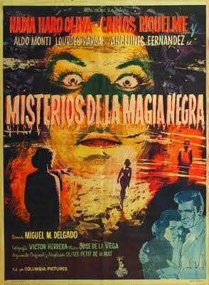 Misterios De La Magia Negra (1958)