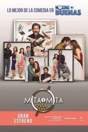 Mita y mita (Miniserie de TV)