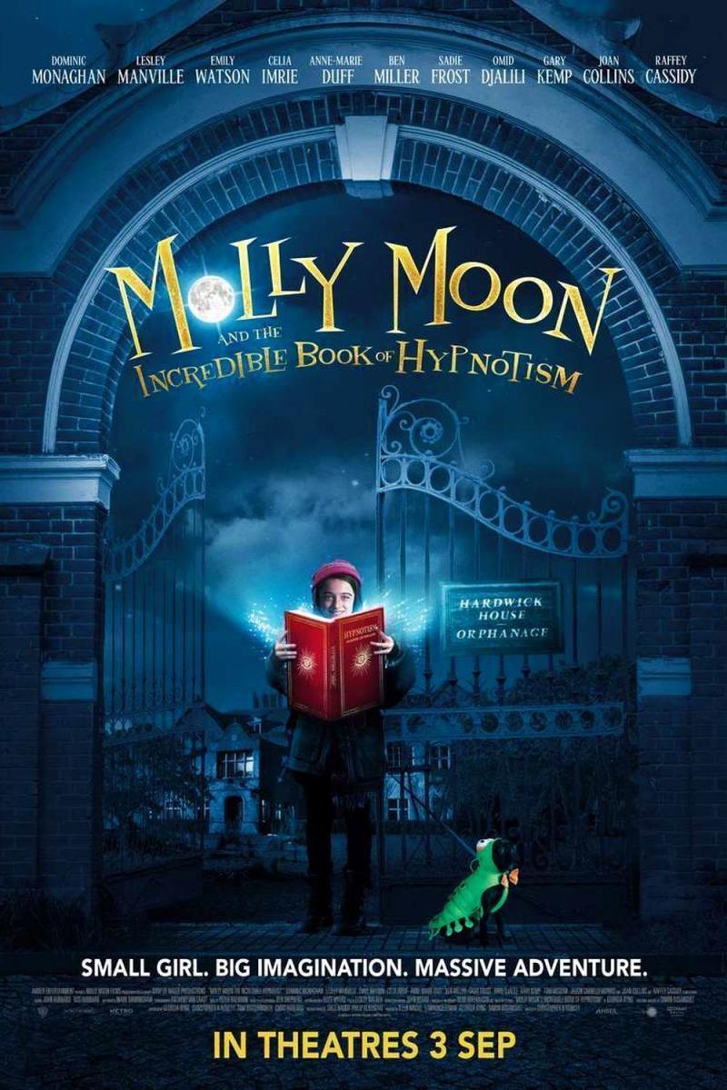 póster de la película Molly Moon