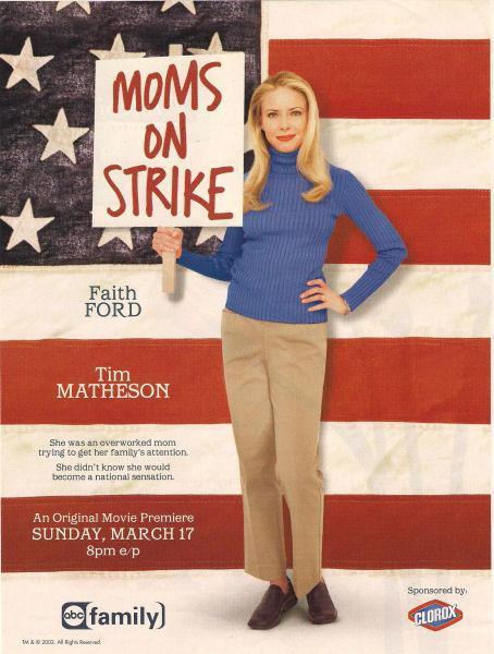 Mamá en huelga (TV) (2002)