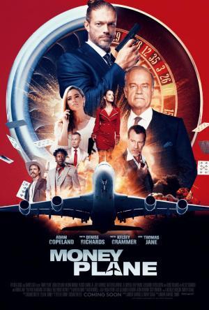 El avión del dinero
