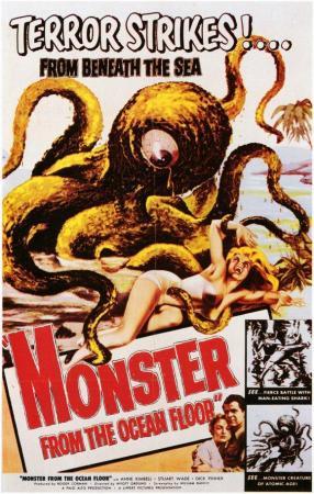 El monstruo del océano