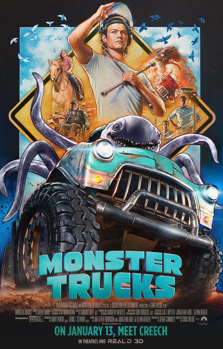 Monster Trucks Filmaffinity