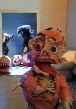 Monster Zombie Claymation (C)