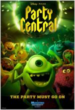 Monsters University: Party Central