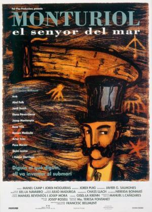 Monturiol, el señor del mar