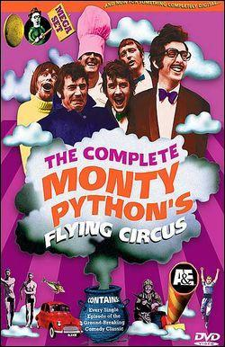 Monty Python's Flying Circus (TV Series)