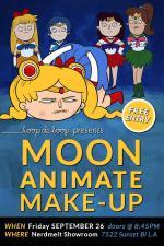 Moon Animate Make-Up!
