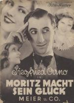 Moritz macht sein Glück
