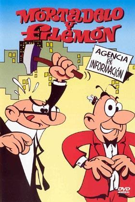 Mortadelo y Filemón, agencia de información (TV Series)