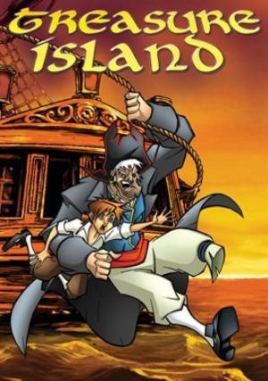 Movie Toons: Treasure Island
