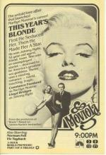 Moviola: This Year's Blonde (Miniserie de TV)