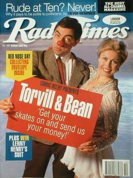Mr. Bean: Torvill and Bean (TV) (S)