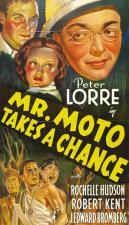 Mr. Moto se arriesga