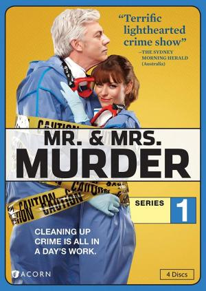 Mr & Mrs Murder (Serie de TV)