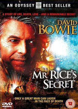 Mr. Rice's Secret
