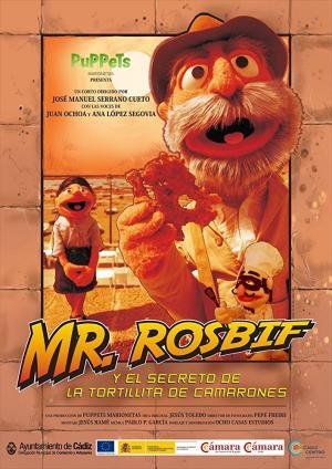 Mr. Rosbif y el secreto de la tortillita de camarones (C)