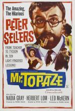 Mr. Topaze (AKA Mister Topaze)