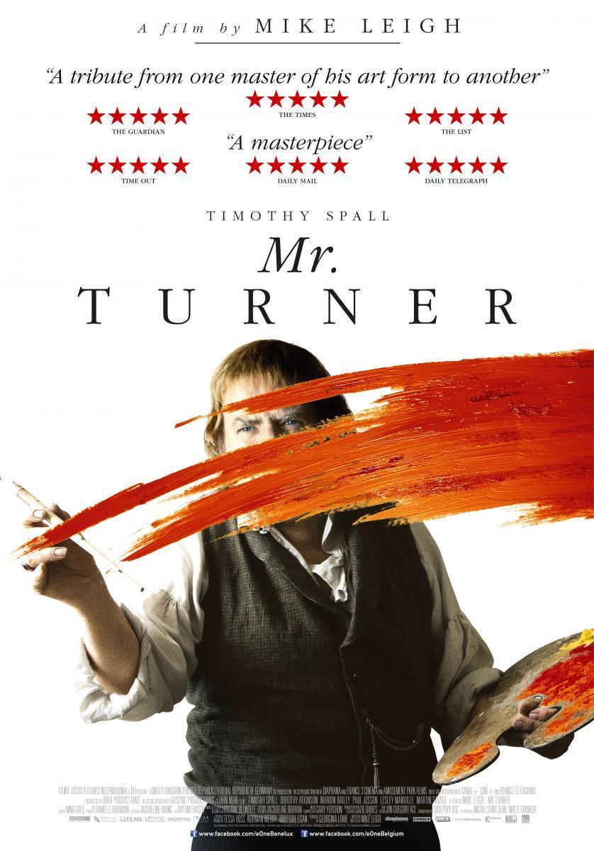 Mr. Turner [2014][Español Latino][1080p][MEGA]