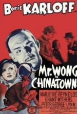 Mr. Wong en el Barrio Chino
