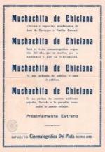 Muchachita de Chiclana