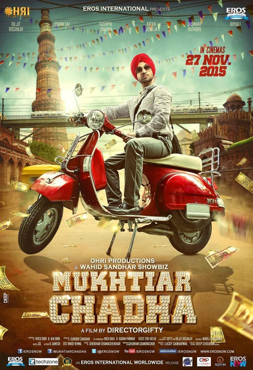 Mukhtiar Chadha (2015) - FilmAffinity