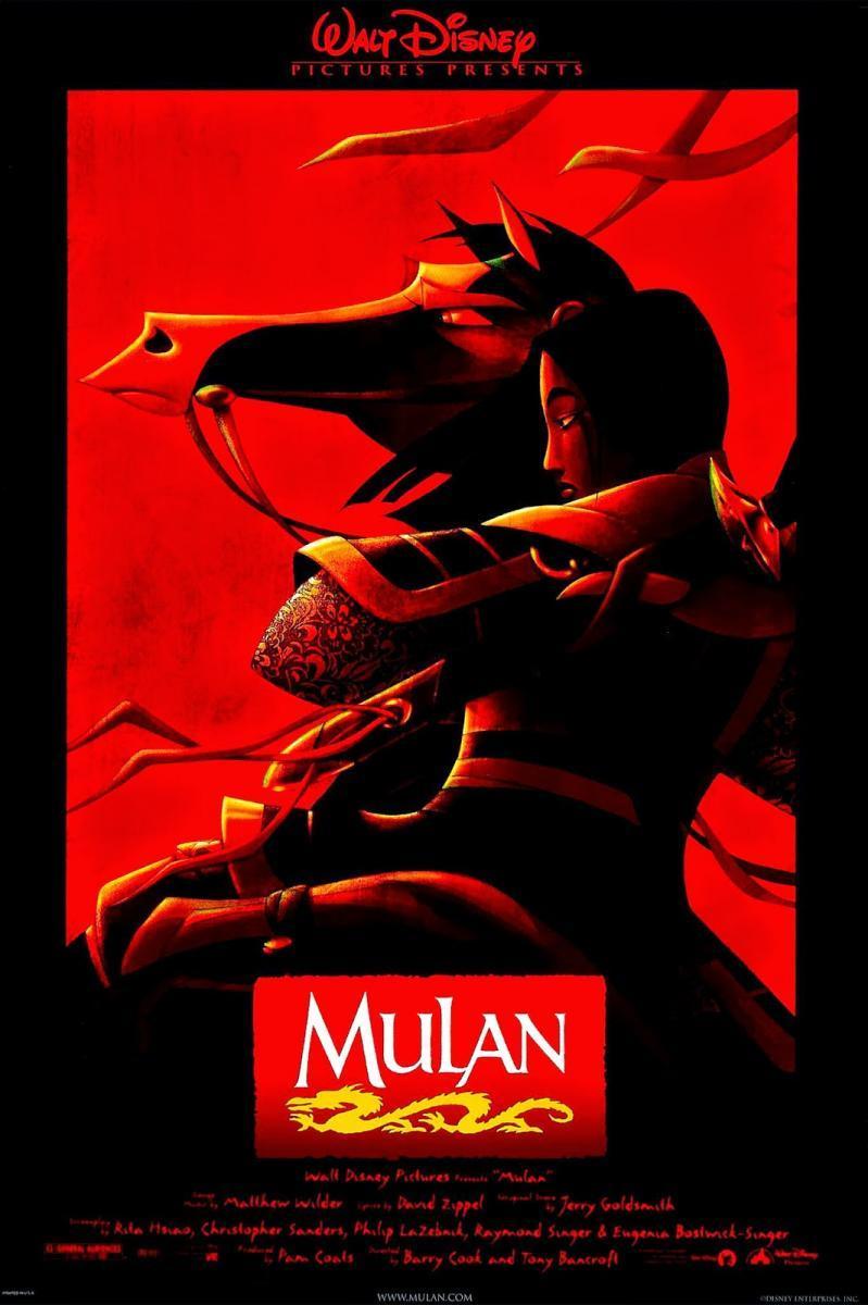 Mulan (1998) [1080p] [Latino] [Google Drive](Enlace propio)