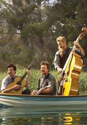 Mumford & Sons: Hopeless Wanderer (Vídeo musical)