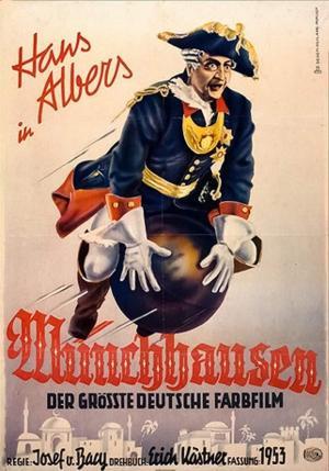 The Adventures of Baron Münchhausen