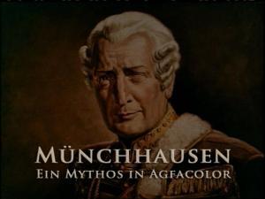Münchhausen: Ein mythos in Agfacolor