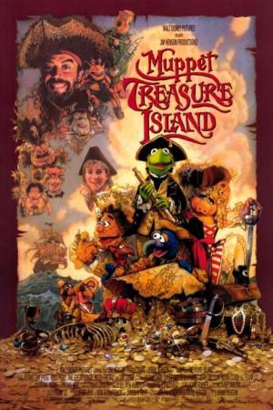 Los teleñecos en la Isla del Tesoro