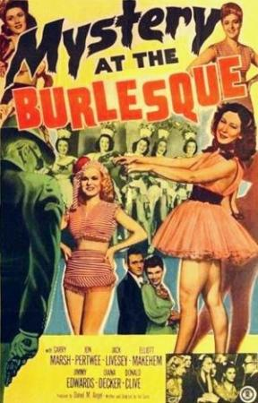Mystery at the Burlesque
