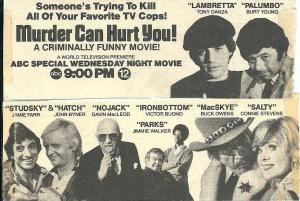 Murder Can Hurt You! (TV)